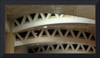Saudi Airport Ceiling Design