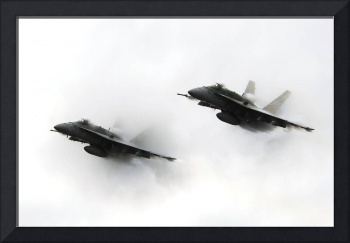 Sound Barrier Formation