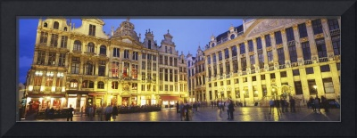 Grand Place Brussels Belgium