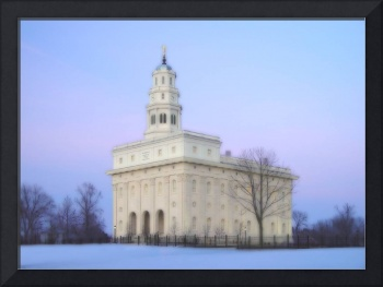 Nauvoo Temple / Winter