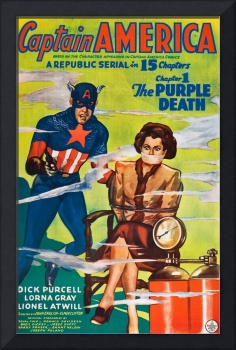 Captain America the Serial