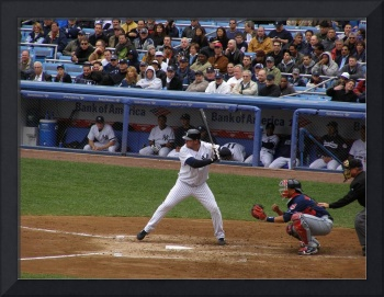 Jason Giambi at bat