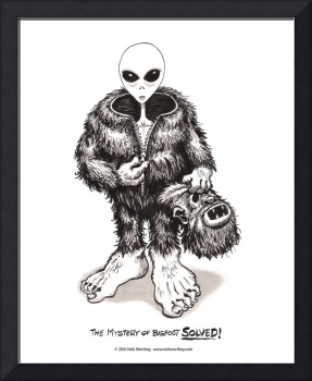 The Mystery of Bigfoot ... SOLVED!