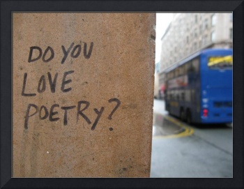 DO YOU LOVE POETRY?