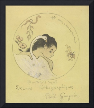 Design for a Plate (Projet d'assiette), cover for