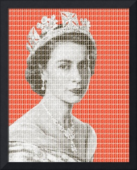 God Save the Queen - Orange