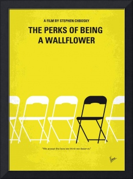 No575 My Perks of Being a Wallflower minimal movie