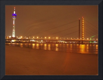 Dusseldorf Night
