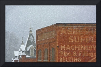 Asheville Supply and Steeple