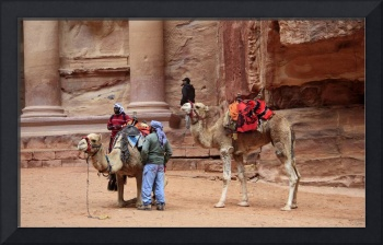 Bdoul Bedouin and Camels