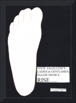 Rise of Feet