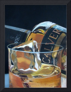 Calvert- Drink Painting Series