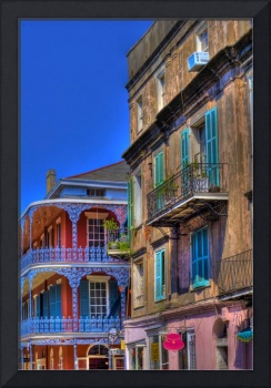 Royal St, French Quarter