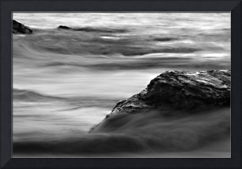 Seascape - Black & White