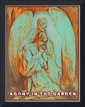 Agony in the Garden by Frans Schwartz v5