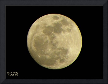 Super Moon, March 19, 2011
