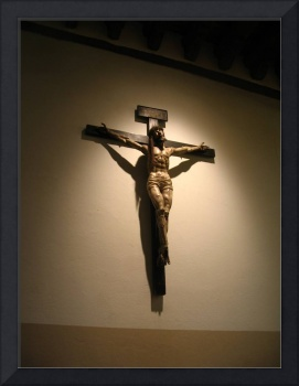 Crucifix - Cathedral of Santa Fe