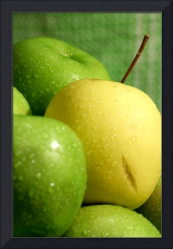 Green Apples 1