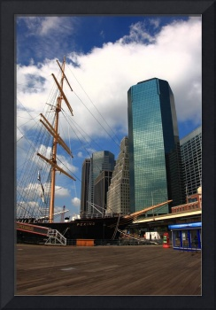 South Street Seaport - New York City 2009
