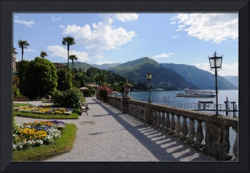 Series #1: Bellagio, Italy