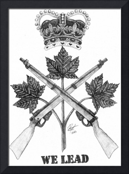 Canadian Infantry Tribute