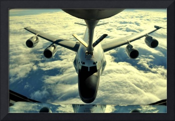 RC-135, Rivet Joint, Air Force, 707, Boeing,