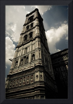 Giotto's Belltower (firenza series)