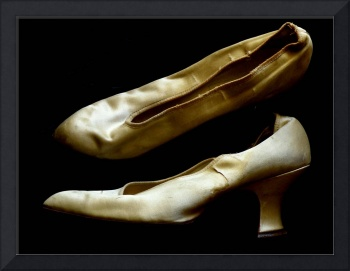 Satin Shoes