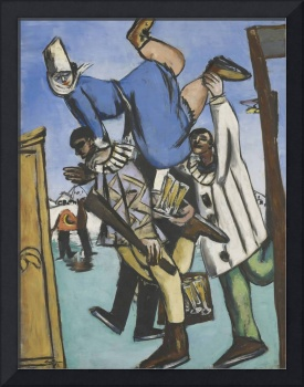 Max Beckmann~The Skaters