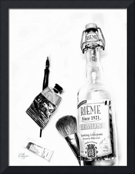 Still Life Photography Black & White Objects 1