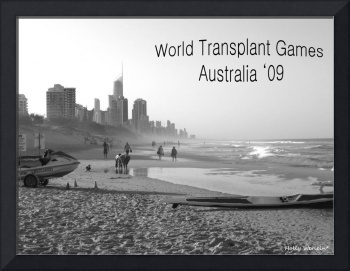 World Transplant Games, Australia '09