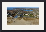 Chatham Lighthouse Aerial by Christopher Seufert