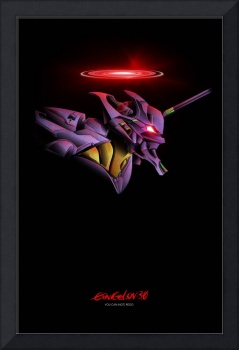 Rebuild of Evangelion 3.0 Movie Poster Unit 01