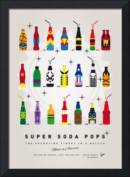 My SUPER SODA POPS No-00
