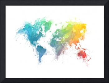 world map splash  1