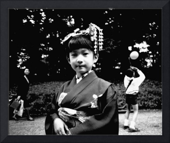 small japanese girl