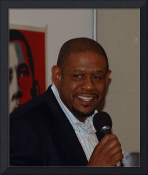 academy award winning actor forest whitaker