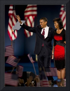 Barack and Michele Obama