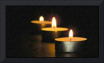 Inline candles
