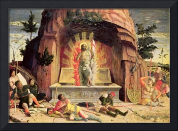 The Resurrection by Andrea Mantegna