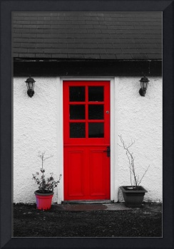 Red Door, Ireland