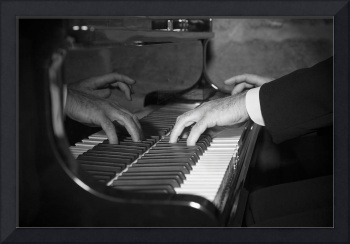 The Pianist: Black & White