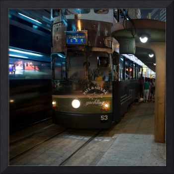 Trams and motion