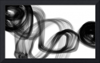 ORL-7168 Abstract Poetry in Black and White 111