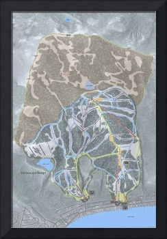 Homewood Resort Trail Map