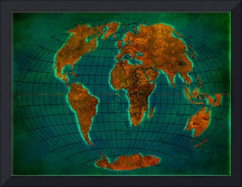 World Map 1b