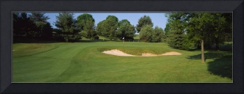 Woodholme Country Club Golf Course MD USA