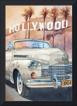 Hollywood Caddy
