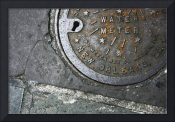 NOLA Water Meter Cover