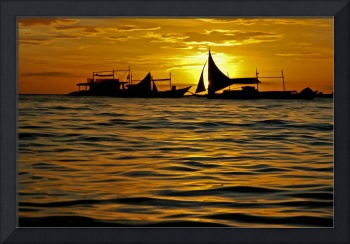 Boracay Sunset Number 1